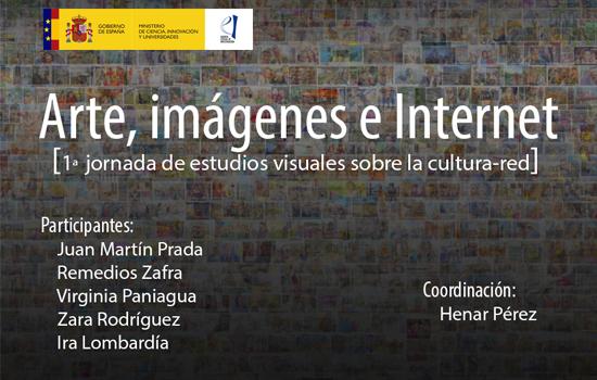 IMG Arte, imágenes e Internet   [1ª jornada de estudios visuales sobre la cultura-red]